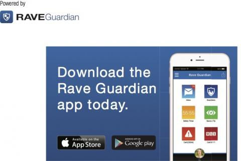 Rave Guardian Web Badge