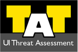 Logo, UI Threat Assessment Team